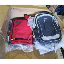 Qty 10 - Mixed Lot - American Union Sling Bags / Backpacks