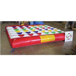 Entangler Inflatable Game (Like Twister)