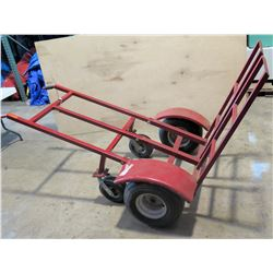 Extra Large Hand truck for Big Inflatables -