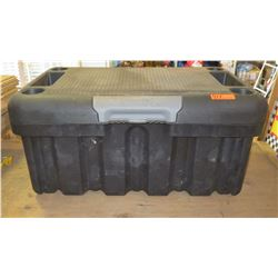 Extra Large Storage Case.   With a box of large number stencils.