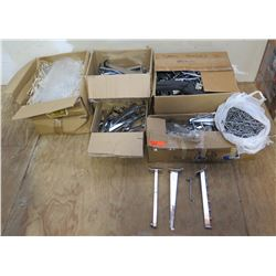 Misc. Slat Wall Fittings & Hardware, Accessories