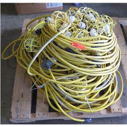 Contents of Pallet: 10-Gauge String Lights