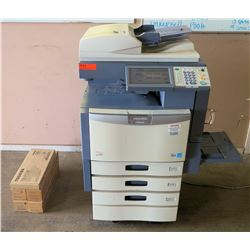 Toshiba Office Copier 2830c with extra set of toner.  Scans, prints black and white and color copies
