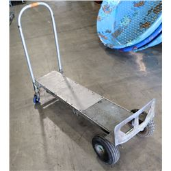 Flatbed Hand Cart (stays in the flat bed position)