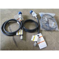 Qty 3- Regulator for propane
