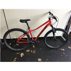 RED NORCO STORM 21 - SPEED FRONT SUSPENSION MOUNTAIN BIKE