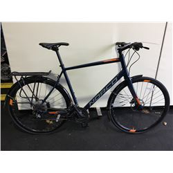 BLUE NORCO VFR1 27 - SPEED ROAD BIKE WITH FULL DISC BRAKES