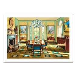 "Anatoly Metlan ""Homage to Van Gogh"" Limited Edition Serigraph"