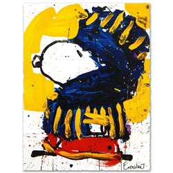 """Tom Everhart """"March Vogue"""" Limited Edition Lithograph"""