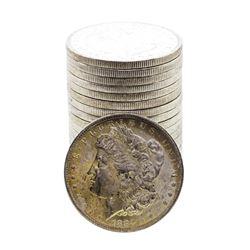 Roll of (20) Brilliant Uncirculated 1884-O $1 Morgan Silver Dollar Coins