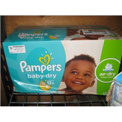 PAMPERS DIAPERS 5 132 PC