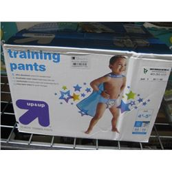 TRAINING PANTS DIAPERS SIZE 4T/5T 70 PC