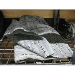 MADE IN INDIA 26 INCH WOVEN MAT