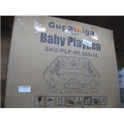 GUPAMIGA SAFETY PLAYPEN