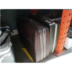 2 VINTAGE LUGGAGE 2 PIECE SETS - JETLINER AND PROFILE