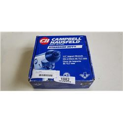 CAMPBELL HAUSFELD 1/2 INCH IMPACT WRENCH