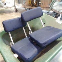 2 LOGO MOUNTABLE SEATS