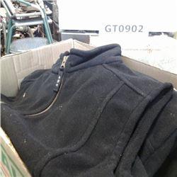 Box of 10+ new fleece vests