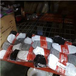 60 new pairs of socks