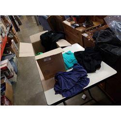 Box of lululemon clothing size 6-12