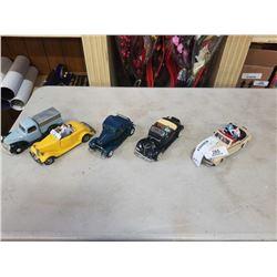 Lot of die cast vehicles