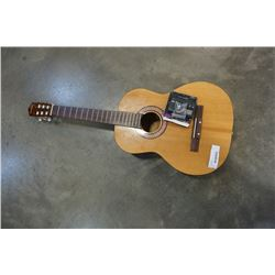 FORMOSA ACOUSTIC GUITAR WITH STRINGS, PICKS AND TUNER