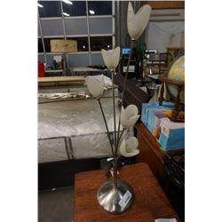 MODERN TULIP LAMP