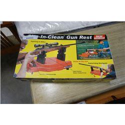CASE GARD SITE IN CLEAN GUN REST
