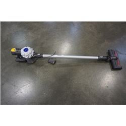 Dyson V6 cord free vacuum with charger
