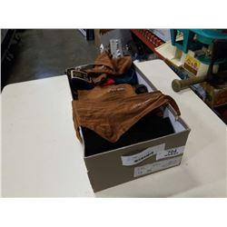 BOX OF NEW SOCKS - 20 PAIRS