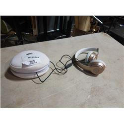 BEATS HEADPHONES IN CARRYING CASE