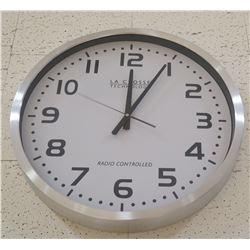 Large Modern La Crosse Clock - Radio Controlled