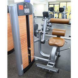 Life Fitness Back Extension, Model FZBE