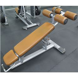 Life Fitness Incline Bench