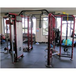 Life Fitness SYNRGY360T Versa Multi-Workout System, Model FXTTVVV (Partially Disassembled for Easier