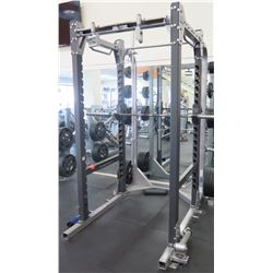 Hammer Strength Elite Power Rack w/ Weights Shown in Photos (Partially Disassembled for Easier Remov