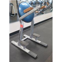 Life Fitness Leg Raise