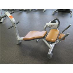 Life Fitness Abdominal Crunch Bench, Model SABC-0102