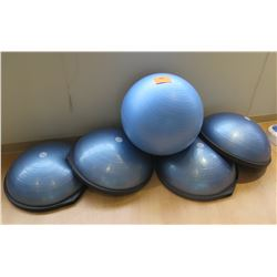 Exercise Ball and Balance Trainers