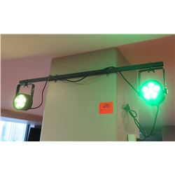 Pair of Chauvet DJ Lights