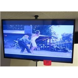 "Samsung 40"" Wall-Mount TV (does not include wall mount or electrical power cord)"