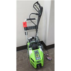 Greenworks 1700 psi Pressure Washer