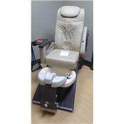 Continuum Pedicure Spa Massage Chair, Model FX6500