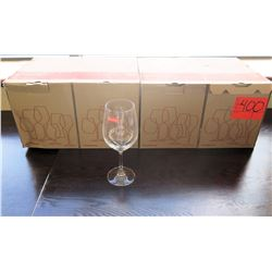 4 Boxes of Spigalau Glasses (see pictures for approx. count)