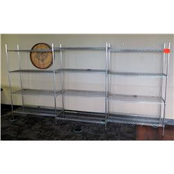 Metal Wire Shelving System