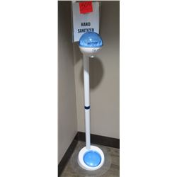 Upright Germstar Instant Hand Sanitizer Dispenser