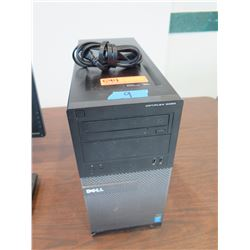Del Optiplex 3020 3.3GHz, 8GB PC3-12800, 1TB 7200RPM HDD