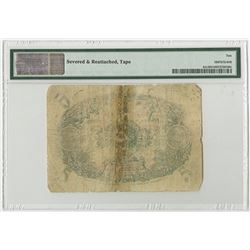 Banque de la Martinique. 1901 (1903-1934). Issued Notgeld Note.
