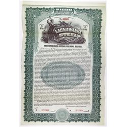 Lackawanna Steel Co., 1910 Specimen Bond