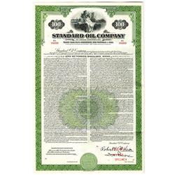 Standard Oil Co. 1952 Specimen Bond